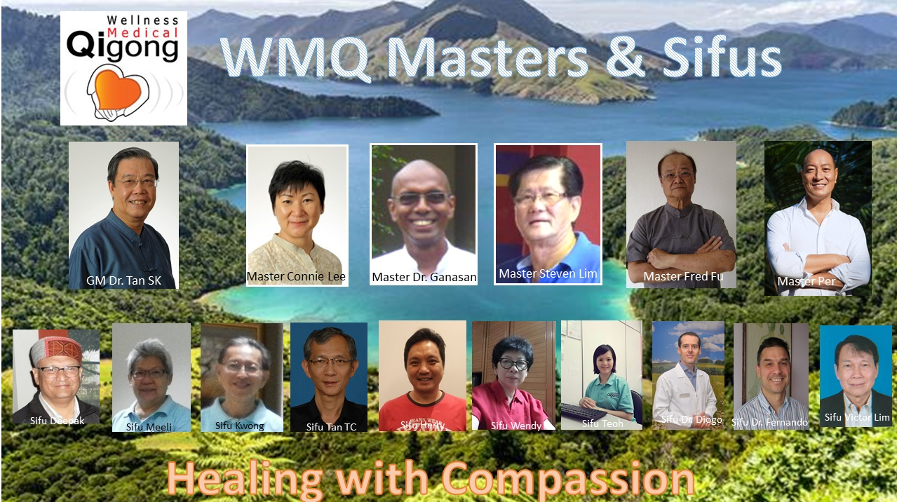 WMQ Masters and Sifus